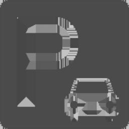 無料駐車場完備最大28台!